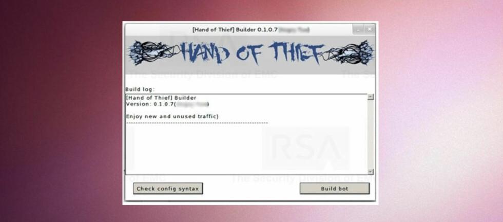 """Det er ikke bare Windows som rammes av virus og trojanere. Det er """"Hand of thief"""" et bevis på."""