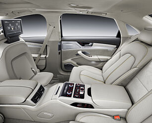 image: Offisiell: Nye Audi A8