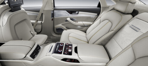 Offisiell: Nye Audi A8