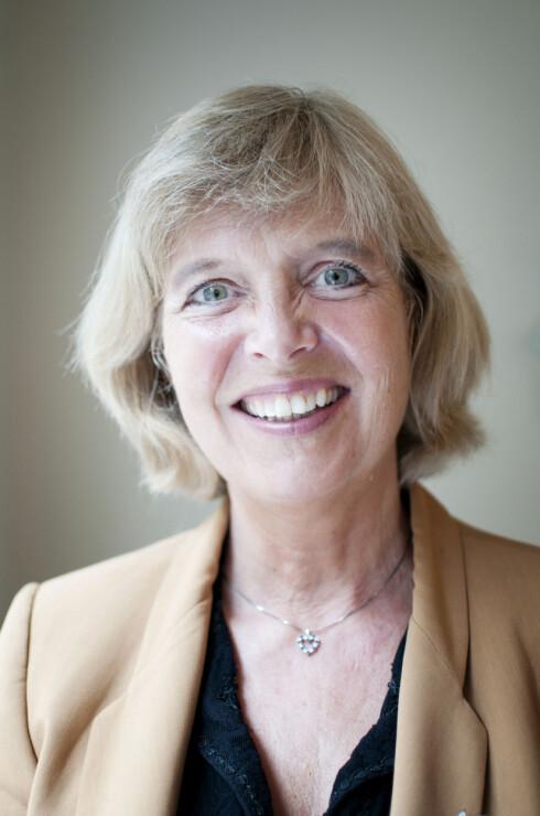 Agnes Bergo, Pengedoktoren, 2013. Foto: Kristine Nyborg Foto: KRISTINE NYBORG