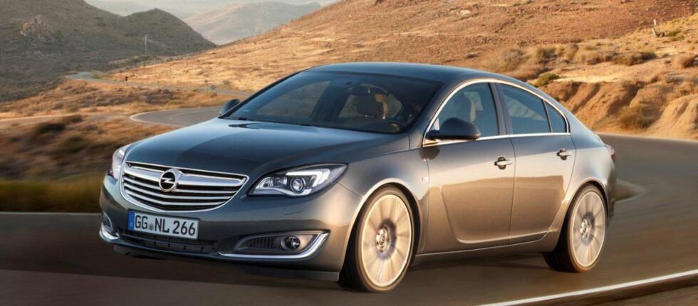 Nybilen kommer på markedet i november, og sammenlignet med tilsvarende versjon i år, har prisen gått ned nesten 100.000 kroner. Foto: Produsenten