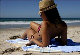 Bort med strandsanden