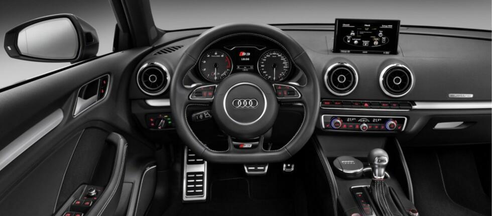 Audi tilbyr løsning for bredere bredbånd i fremtidige biler.  Foto: Audi