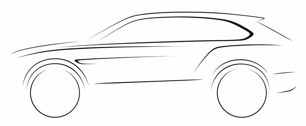 image: Bentley kommer med SUV
