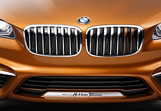 BMW viser ny Active Tourer-versjon