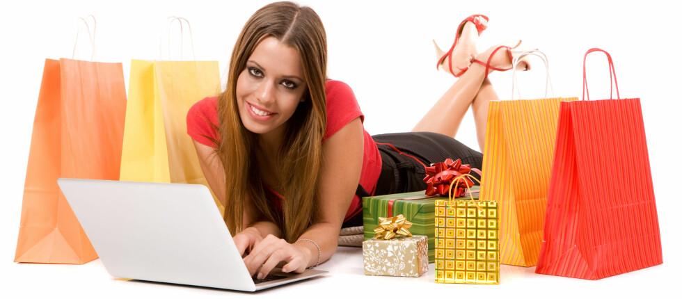 KJØP, PRØV, RETURNER: Du kan handle på nett, få varene, prøve dem og så sende de tilbake igjen. Det er din lovfestede angrerett.  Foto: ALL OVER PRESS