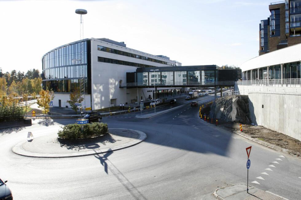 Her selger de aller mest! Det største kjøpesenteret i Norge 2012. Foto: Per Ervland