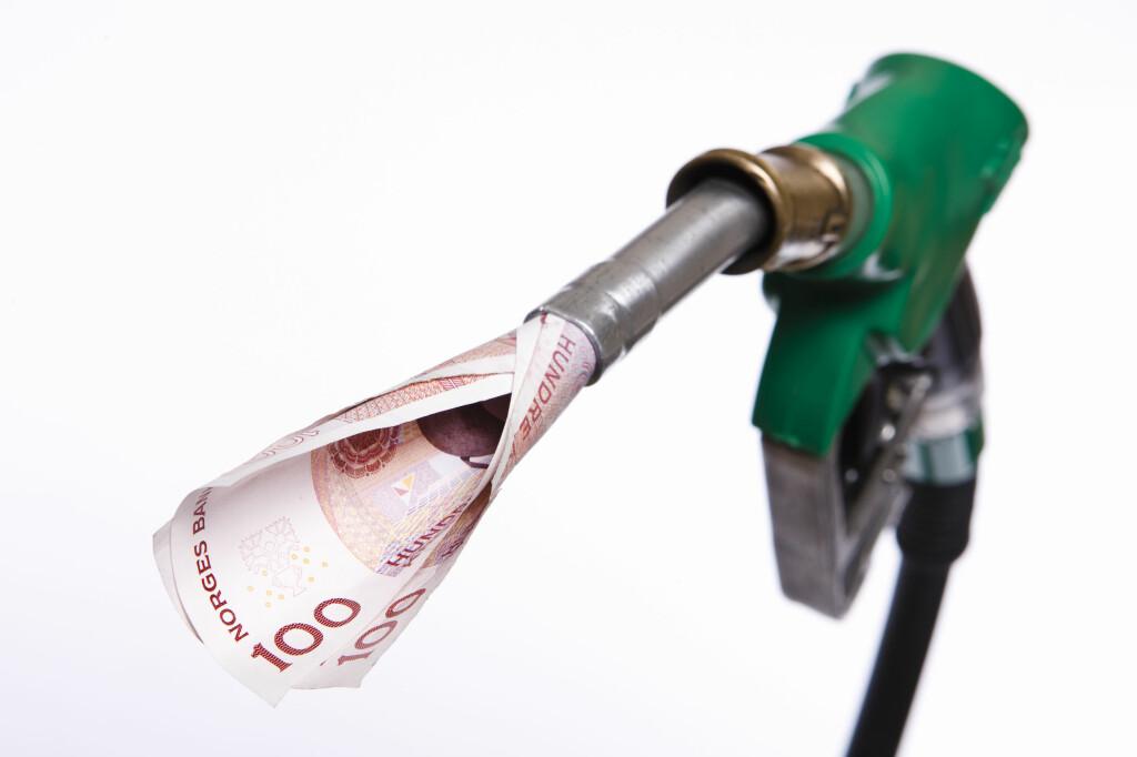 Tanken er dyrest i Norge, men hvor fyller du billigst i Europa? Foto: Colourbox.com