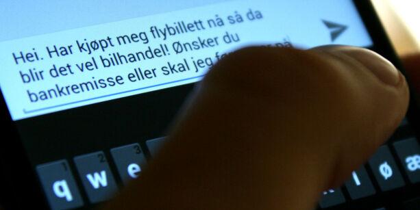 image: Joda, SMS gjelder som bindende avtale!