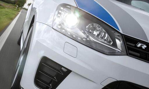 image: VW Polo R WRC: En super-GTI