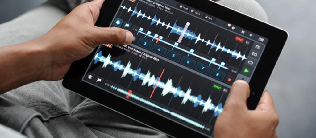 Det kjente DJ-programmet Traktor er bare en av flere apper på App Store som nå kan lastes ned helt gratis.