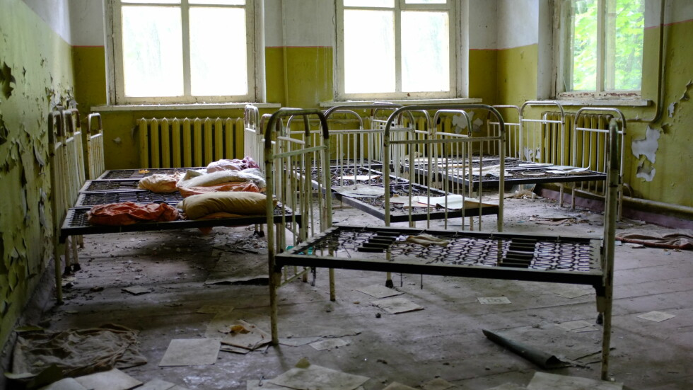 En barnehage. Foto: Ole Petter Baugerød Stokke
