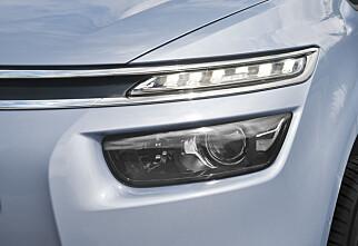 Her er helt nye Citroën Grand C4 Picasso