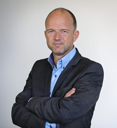 Journalisten: Ole Erik Almlid har hatt en rekke lederroller i norske mediehus. Han forlater nå jobben som nyhetsredaktør i Aftenposten, for å bli direktør for kommunikasjon og samfunn i NHO. Her blir han en del av Kristin Skogen Lunds ledergruppe. Foto: NHO