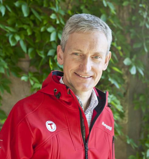 Sivilingeniøren: Nils Øveraas er ansatt som ny generalsekretær i DNT. De siste 30 årene har han jobbet i konsulentselskapet Accenture og han har også en rekke styreverv. Foto: DNT