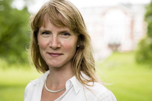 Professoren: Mari Sundli Tveit er i dag prorektor ved UMB (tidl. Landbrukshøgskolen). Nå skal de slå seg sammen med Veterinærhøgskolen, og da blir hun rektor for det hele.  Foto: UMB