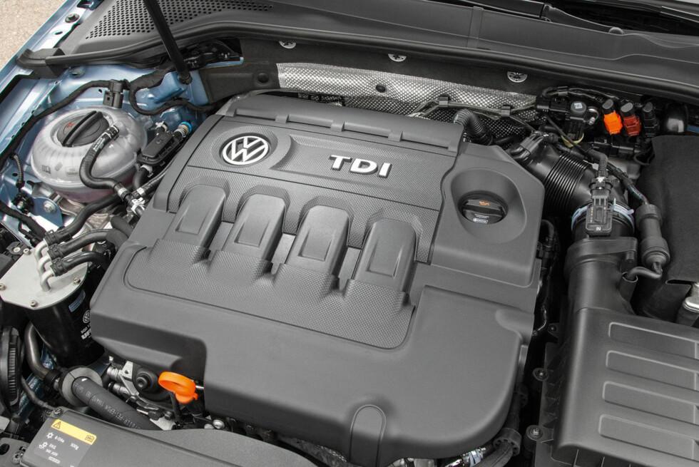 UTBEDRINGER GODKJENT: Volkswagen har fått godkjent sinde forslag til forbedringer av skandalemotorene. Foto: VW