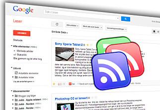 De beste alternativene til Google Reader