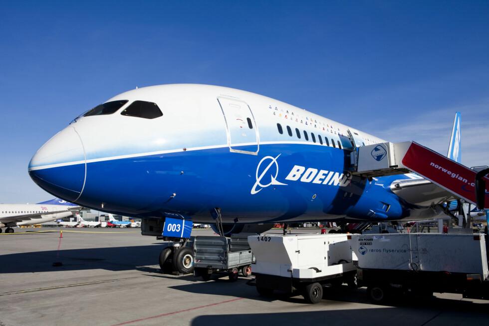 Herfra ser flyet ganske vanlig ut. Men fra innsiden er det noe helt annet. Foto: Per Ervland