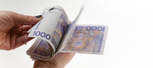 TAPER: Mange nordmenn investerte i diverse saker og ting som mistet verdien, særlig etter finanskrisen.  Foto: Per Ervland