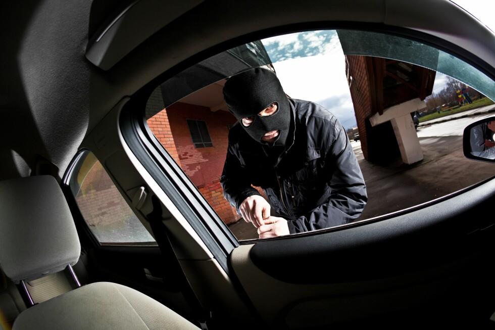 Noen biler fremstår som enklere å stjele eller bryte seg inn i enn andre. Foto: All Over Press