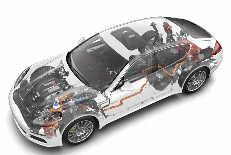 Også Porsche må henge med på utviklingen, for nye miljøkrav henger over bilbransjen. De gjør det på overraskende godt vis.