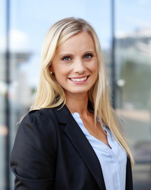 Silje Sandmæl er forbrukerøkonom i DNB og programleder i Luksusfellen.  Foto: DNB