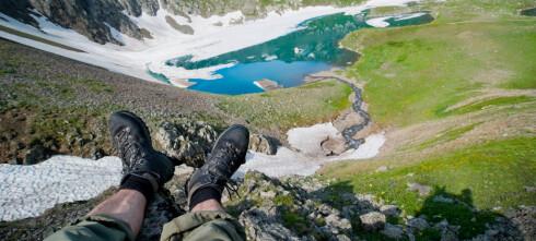Velg riktig fjellstøvel