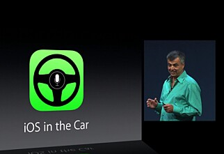 Apple kommer med egen bil-app