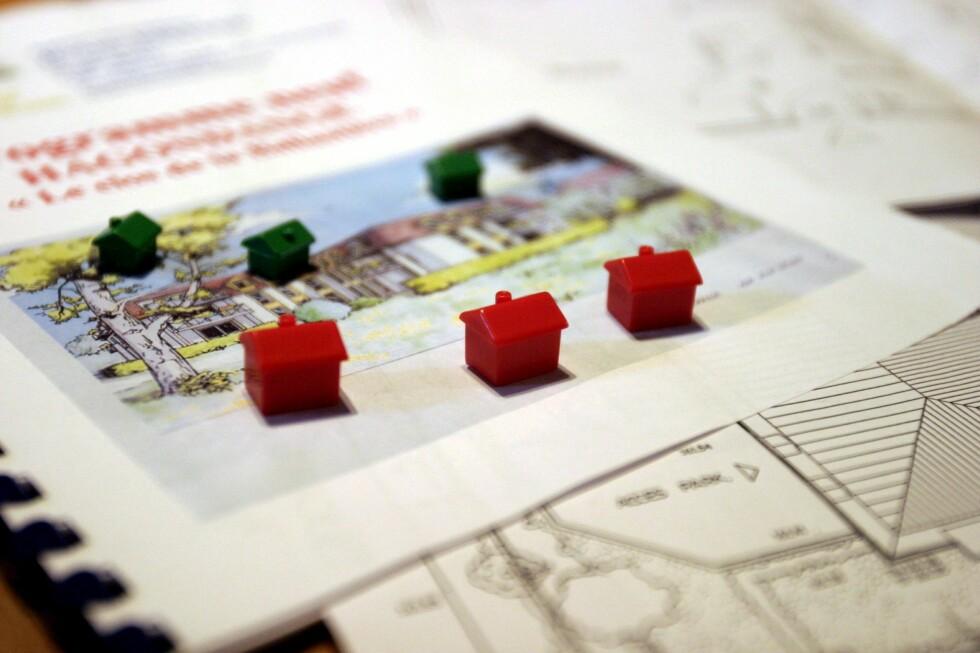 Skal du selge en bolig du ikke har bodd i, må du skatte av gevinsten. Men ikke glem fradragene! Foto: Colourbox.com