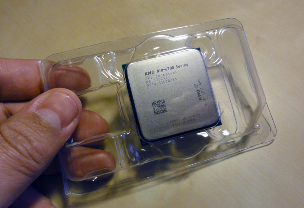 "AMD A10-6700 ""Richland"""