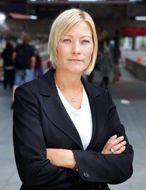 Ingeborg Flønes, direktør for forbrukerservice hos Forbrukerrådet, sier du har rettigheter dersom du får noe annet enn du har betalt for ute på reise, også hva gjelder transport til og fra flyplassen.  Foto: FORBRUKERRÅDET