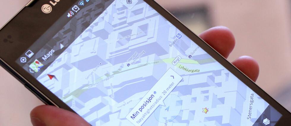 4G, også kjent som LTE, skal i teorien gi inntil ti ganger raskere mobilsurfing med mobilen - sett at du har rett telefon. Foto: Ole Petter Baugerød Stokke