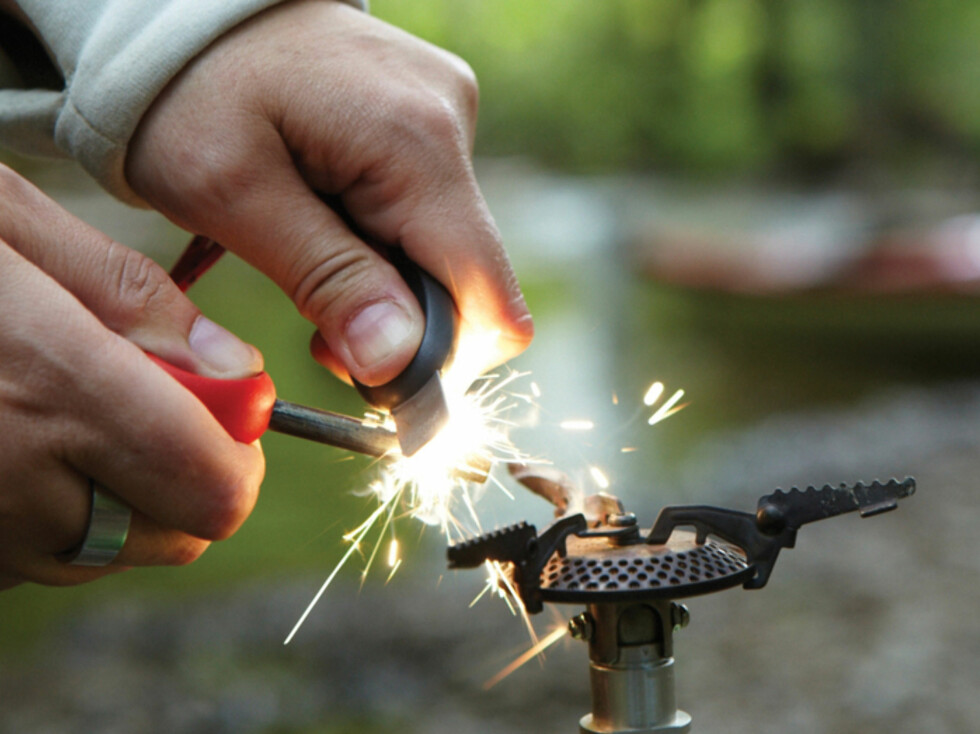 Tennstålet Scout fra Light My Fire selges blant annet hos Handysize til 82 kroner, og fås i flere farger. Foto: Produsenten