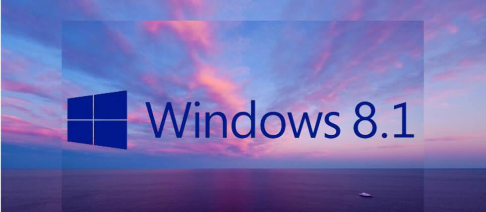 Windows 8.1 kommer med ny standard skrivebordsbakgrunn, startknapp, mulighet for å gå rett til skrivebordet etter innlogging, og mulihet for å ha samme bakgrunn på startmenyen som på skrivebordet.