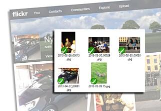 PhotoSync synkroniser hele bildesamlingen gratis
