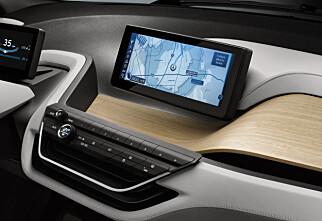Her er den: BMW i3
