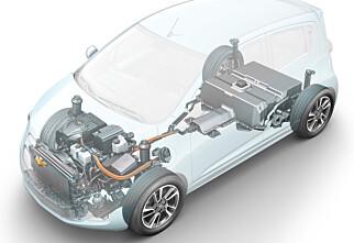Rimelig elbil: Chevrolet Spark EV