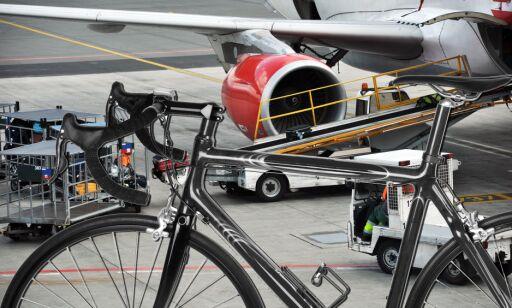 image: Slik reiser du med sykkel
