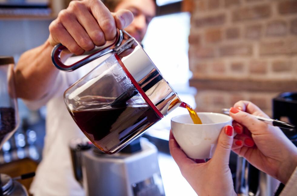 Det er spesielt kaffetypen vasket Arabica som påvirkes av epidemien i Mellom-Amerika. Blir mangelen stor vil det påvirke både pris og kvalitet for norske kaffedrikkere.  Foto: Per Ervland