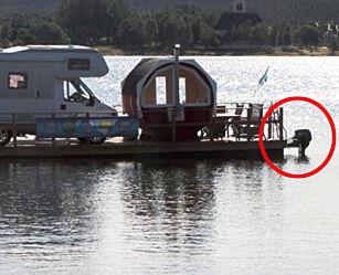 image: Sjekk den campingplassen!