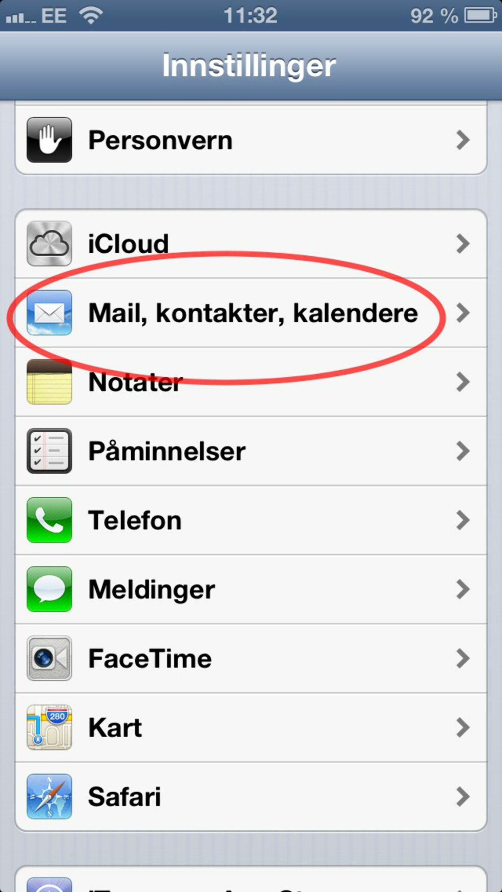 Last ned all eposten på iPhone/iPad/iPod Touch