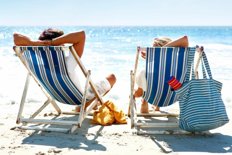 Går du på ventelønn, kan du reise til utlandet i sommer, men ikke være borte i mer enn 3 uker. Foto: ALL OVER PRESS
