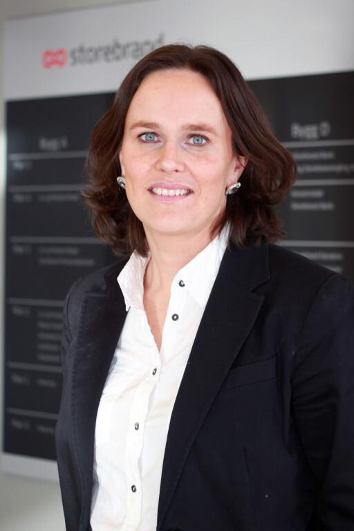 Hanne Gudding. Foto: Storebrand