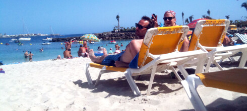 Gran Canaria og Tenerife fra Rygge og Torp