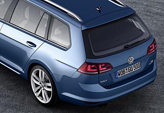 VW Golf Variant priset