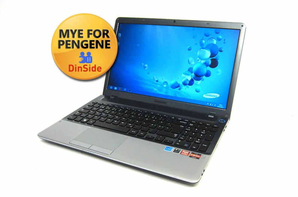 Med en prislapp på under 4.000 kroner får du mye for pengene om du velger denne PC-en. Foto: Bjørn Eirik Loftås, som har tatt alle bildene i artikkelen