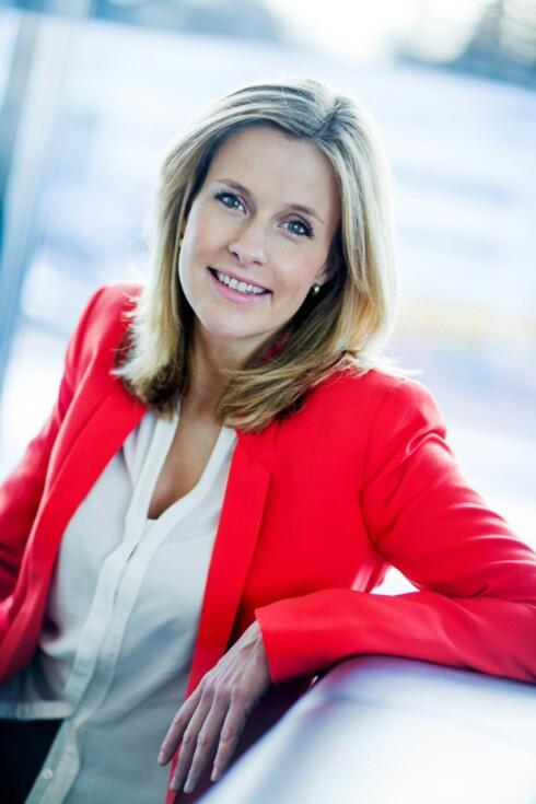 Spør om pensjon, er rådet fra forbrukerøkonom Kristina Picard. Foto: STOREBRAND