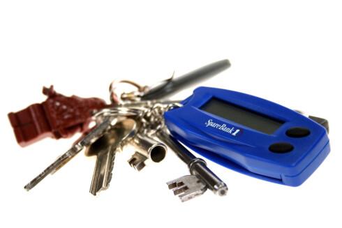 DØR IKKE: Kodebrikkene vil fortsatt være i bruk. Men flere kan snart få BankID på mobil.  Foto: OLE PETTER BAUGERØD STOKKE