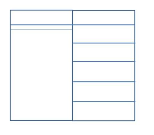 Her er løsningen fra Ikea, du kan få den med høyde 201 centimeter eller 236 cm. Foto: Ikea
